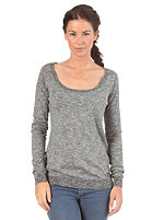 IRIEDAILY Womens Laissez Fair Knit Sweat grey melange