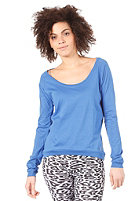 IRIEDAILY Womens Laissez Fair L/S Shirt blue