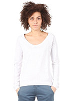 IRIEDAILY Womens Laissez Fair L/S Shirt white mel.