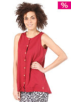 IRIEDAILY Womens Laissez Fair Top bordeaux