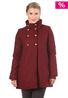 IRIEDAILY Womens Mary P. Jacket bordeaux