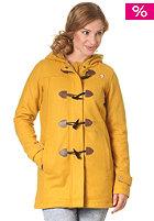 Womens Miss Granger Duffle Jacket gold yellow