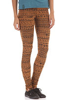 IRIEDAILY Womens My Ethno Leggings caramel