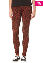 IRIEDAILY Womens My Monster Leggings rust