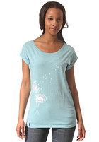 IRIEDAILY Womens Pusteblume S/S T-Shirt beryl mel