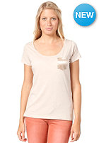 IRIEDAILY Womens Shake S/S T-Shirt sand mel.