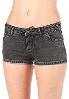 IRIEDAILY Womens Skinny Denim Short black