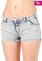 IRIEDAILY Womens Skinny Denim Short bleach wash