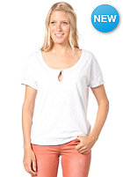 IRIEDAILY Womens Slug Top white mel.