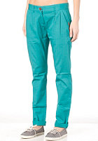 IRIEDAILY Womens Snuggish Chino Pant petrol