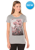 IRIEDAILY Womens Stamp Flower grey-mel.