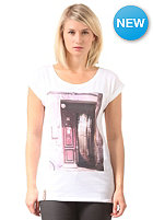 IRIEDAILY Womens The Door S/S T-Shirt white