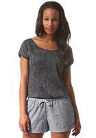 IRIEDAILY Womens Vintage Loose S/S T-Shirt black wash