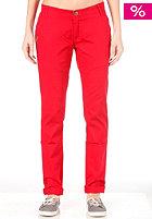 IRIEDAILY Womens Your 24 Flex Chino Pant dark red