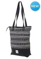 IRIEDAILY Work Nerd Shopper Bag black