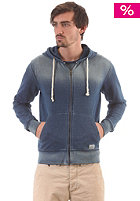 JACK & JONES VINTAGE CLOTHING Antonio Hooded Zip Sweat mood indigo
