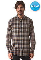 JACK & JONES VINTAGE CLOTHING Barstow One Pocket L/S Shirt cathay spice