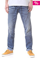 JACK & JONES VINTAGE CLOTHING Erik Original 733 JJVC Denim Pant medium blue denim