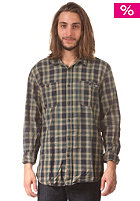JACK & JONES VINTAGE CLOTHING Farnham Worker L/S Shirt brindle