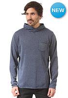 JACK & JONES VINTAGE CLOTHING Gerard Hooded Knit Sweat mood indigo