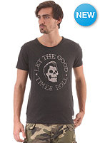 JACK & JONES VINTAGE CLOTHING Good Times S/S T-Shirt pirate black