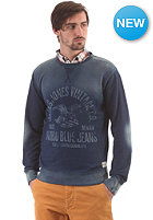 JACK & JONES VINTAGE CLOTHING Indigo Blues Sweat mood indigo