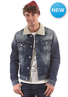 JACK & JONES VINTAGE CLOTHING Jean BL 223 JJVC DNA Jacket dark blue denim