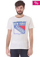 JACK & JONES VINTAGE CLOTHING JJVC NHL S/S T-Shirt whisper white
