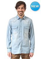 JACK & JONES VINTAGE CLOTHING Joshua Denim Western L/S Shirt light blue denim