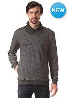 JACK & JONES VINTAGE CLOTHING Laketown Knit Sweat dark grey melange