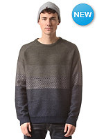 JACK & JONES VINTAGE CLOTHING Norwalk Knit Crew Neck Sweat castor gray