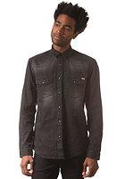JACK & JONES VINTAGE CLOTHING Oakland Western Denim L/S Shirt black denim
