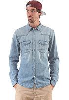 JACK & JONES VINTAGE CLOTHING Oakland Western Denim L/S Shirt light blue denim