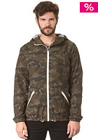 JACK & JONES VINTAGE CLOTHING Pack Nylon Jacket olive night