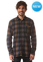JACK & JONES VINTAGE CLOTHING Redwood One Pocket L/S Shirt cathay spice