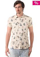 JACK & JONES VINTAGE CLOTHING Seaside Worker S/S Shirt fog