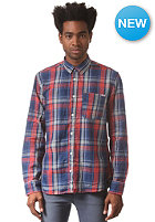 JACK & JONES VINTAGE CLOTHING Soul One L/S Shirt mood indigo