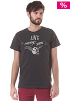 JACK & JONES VINTAGE CLOTHING ST. Albans S/S T-Shirt pirate black