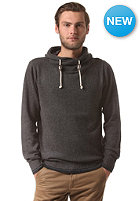JACK & JONES VINTAGE CLOTHING Tennessee Hooded Knit Sweat dark grey melange