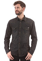 JACK & JONES VINTAGE CLOTHING Western Beaverton 789 L/S Shirt black denim