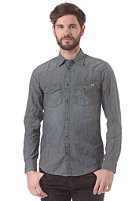 JACK & JONES VINTAGE CLOTHING Western Beaverton 789 L/S Shirt medium grey denim