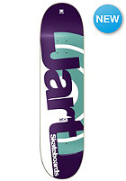 JART  Deck  Logo Duo III  7.8 dark purple