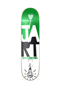 JART Logo Basic Deck 8.1