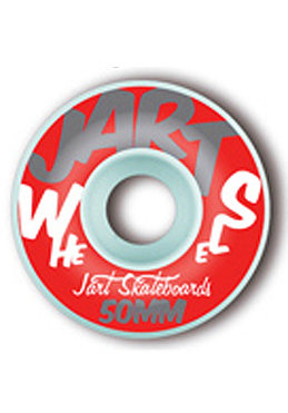 JART Wheels Logo Urban 50mm