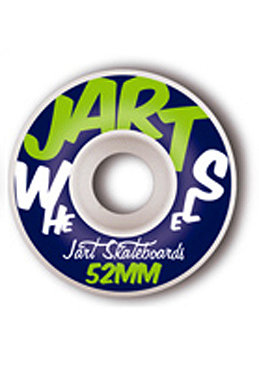 JART Wheels Logo Urban 52mm