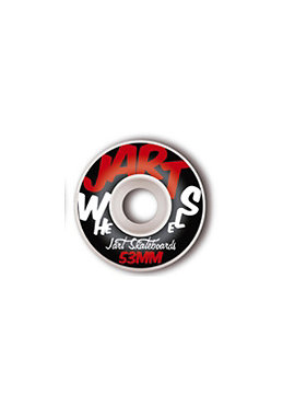 JART Wheels Logo Urban 53mm