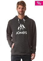 JONES Basic Hooded Sweat grey