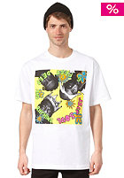 JSLV 6 Feet S/S T-Shirt white