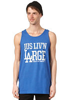 JSLV Liv n Large Palms Tank Top royal