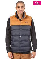 K1X Cogburn Lux Vest navy/brown patina